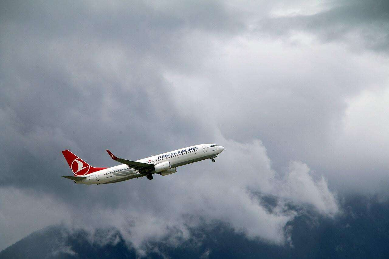 turkish airlines bilietai